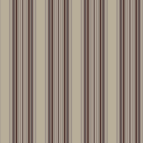 Broad Stripe in Beige and Brown © 2009 Gingezel Inc. fabric by gingezel on Spoonflower - custom fabric
