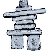 inuit_inukshuk_mini_quilt_canada