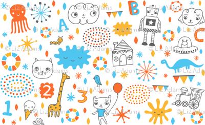 sweet doodles