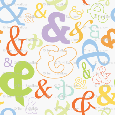 Ampersand Go-Grey!