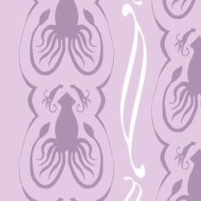 Tentacles in Lavender