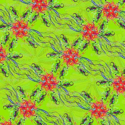 pattern_octi_horse_flower3
