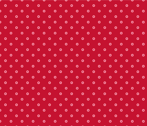 poupée_russe_vick_rouge_4_for_1 fabric by nadja_petremand on Spoonflower - custom fabric
