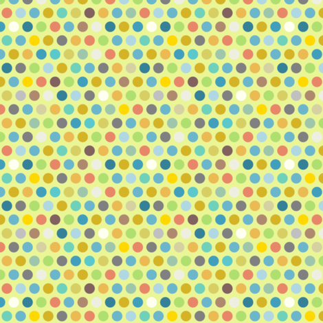 boy boy teeny polka fabric by scrummy on Spoonflower - custom fabric