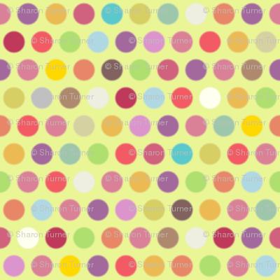 candy teeny polka