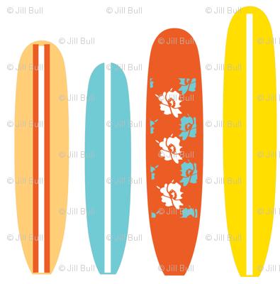 surfboard swell ©2012 Jill Bull