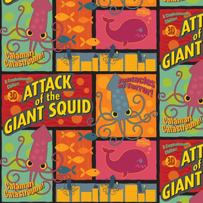 Squid Attack