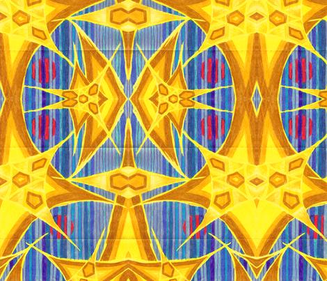 13.März2011 fabric by karla_elisabethgünther on Spoonflower - custom fabric