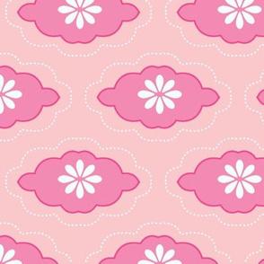 flowercloud pink