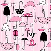 French Boutique Chic Umbrellas