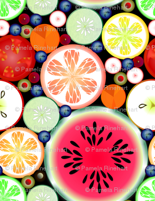 ©2011 Fresh Fruits and Vegetables