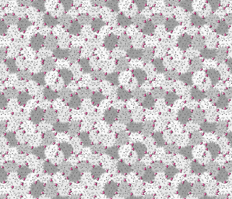 ©2011 Porcupine Love No. 2 fabric by glimmericks on Spoonflower - custom fabric