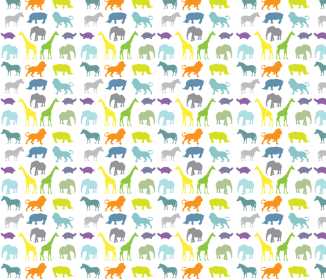 animania fabric by dottirandsonur on Spoonflower - custom fabric