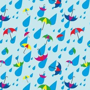 Umbrellas Med