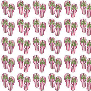 Pink Green Flips