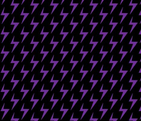 Lightning fabric by sydneyg on Spoonflower - custom fabric