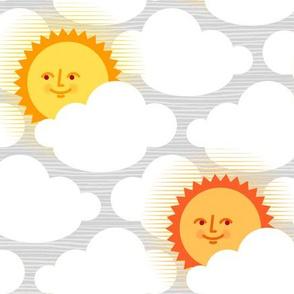 partly sunny (boys)