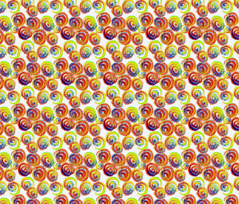 Pencil Spirals fabric by jadegordon on Spoonflower - custom fabric