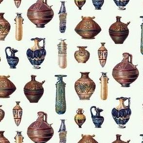 Tiny Pottery