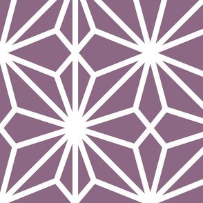FlowerlatticePurp