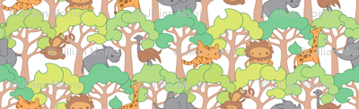 Safari Trees