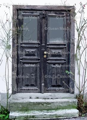 Swedish Island Door