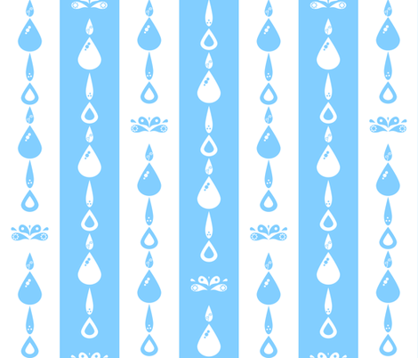 splash fabric by jessiebess on Spoonflower - custom fabric