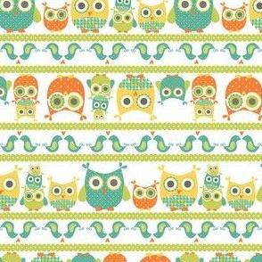Owl Parade