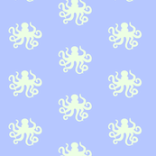 Blue Octopussy small scale repeat