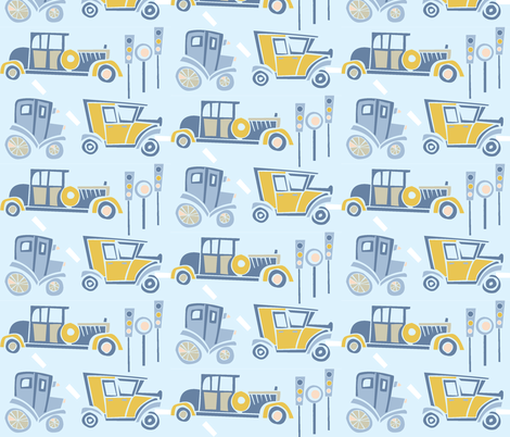 babyboy fabric by kiosk on Spoonflower - custom fabric