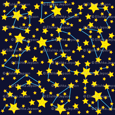 Star Map (Dark)