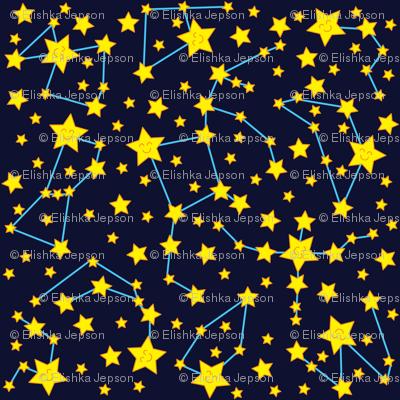 Star Map (Dark)