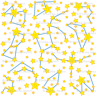 Star Map (Light)