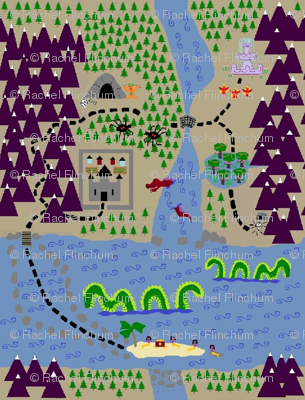 Ultimate Treasure Map