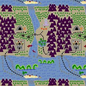 Ultimate Treasure Map