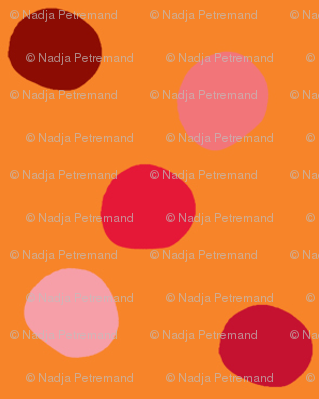pois_rouge_fond_orange