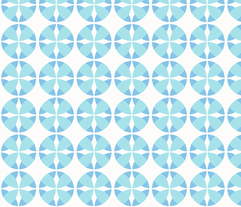 mozaïk fabric by myracle on Spoonflower - custom fabric