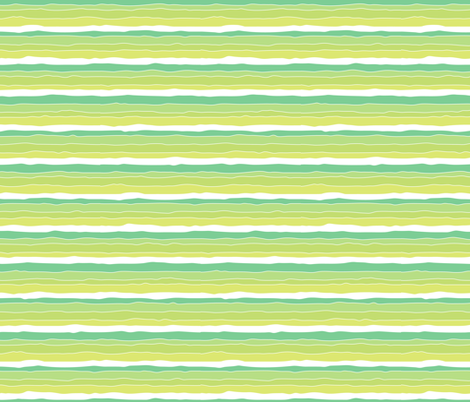 Safari Stripes fabric by jillianmorris on Spoonflower - custom fabric
