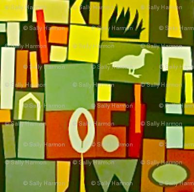 Suburban Mosaic