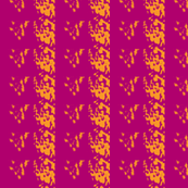 Orange Shoop Hot Pink Vertical