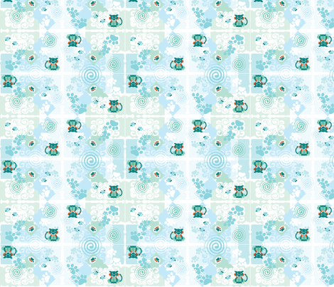 making my mark fabric by sarah_joseph on Spoonflower - custom fabric