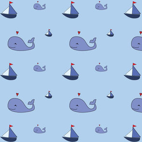WhalesnSails