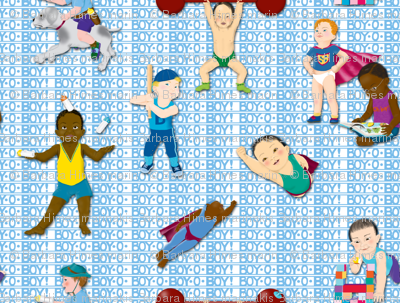 Boy-O-Boy-O-Boy! (Baby Boy Contest)