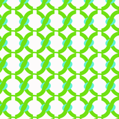 jelly bean green chain