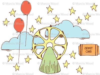 Baby Boy Ferris Wheels