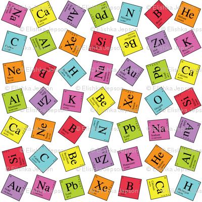 Topsy Turvy Periodic