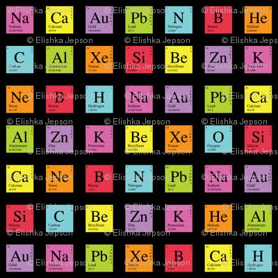 Elementary Periodic (Dark)