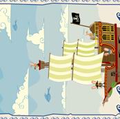 Bunnies Ahoy - Panel