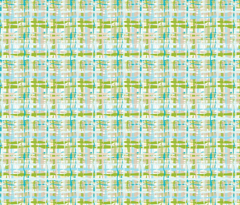 fake_plaid1 fabric by battanibambino on Spoonflower - custom fabric