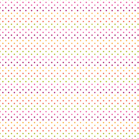 Ola Dots fabric by luana_life on Spoonflower - custom fabric